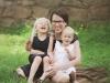 familj familjefoto barn porträtt