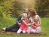 familjefotograf karlsborg utomhus