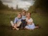 syskonporträtt syskonfoto familjefotografering falköping