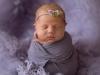 Nyföddfotograf Frogpose Wrap