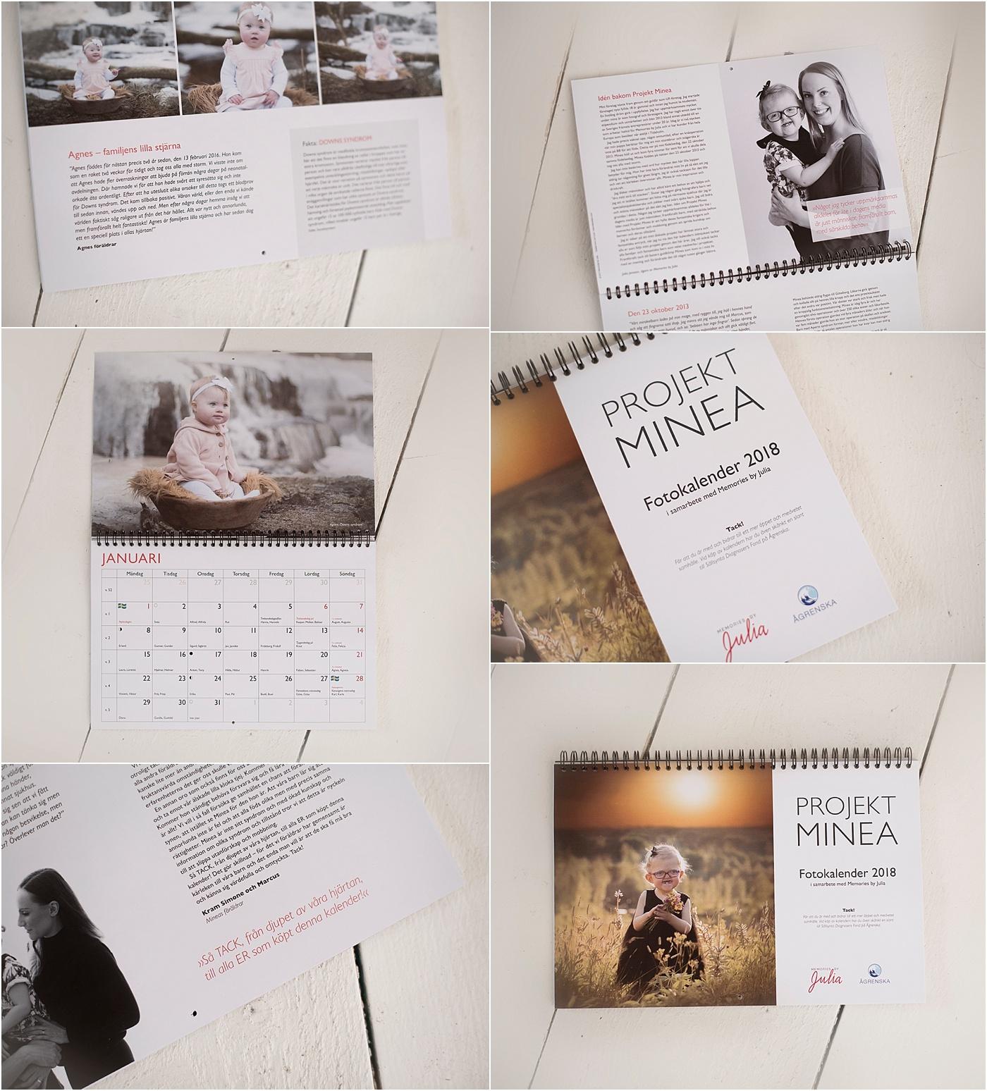 Fotokalender 2018 sällsynta diagnosers fond