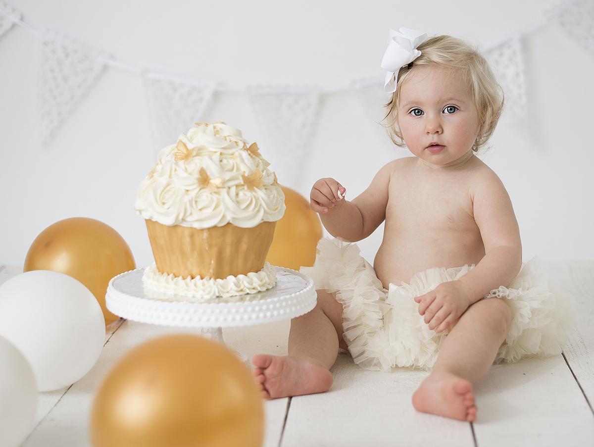 Guldigt smash the cake i Skaraborg